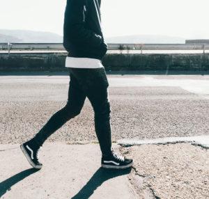 camminare per dimagrire